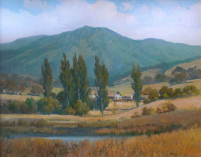 Percy Gray - Mt. Tamalpais Farm